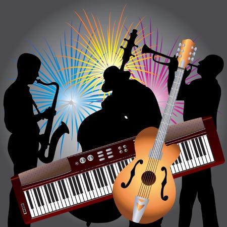 octaves: Musicians.