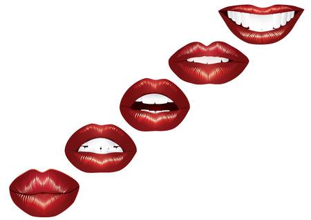 sexy: Lips.