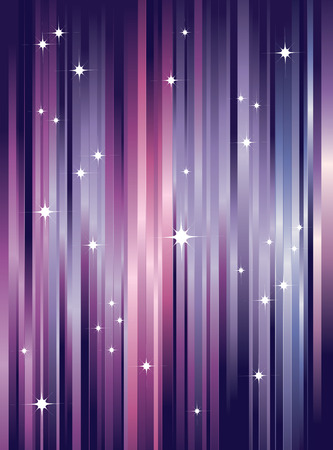 synopsis: Abstract background with stars.