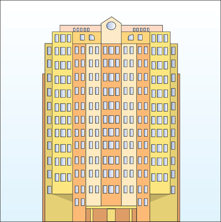 House. Stock Vector - 8008785