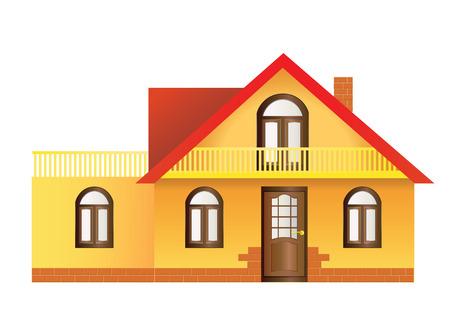 House. Stock Vector - 8075574