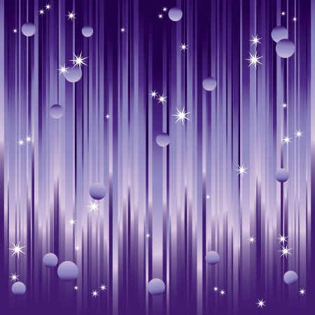 abstract backgroundAbstract background with purple stripes and stars Stock Vector - 17749506