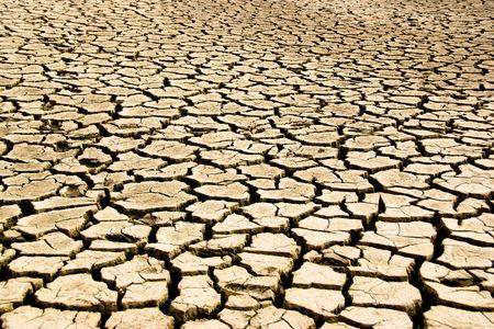 Cracked Earth Stock Photo - 2837377