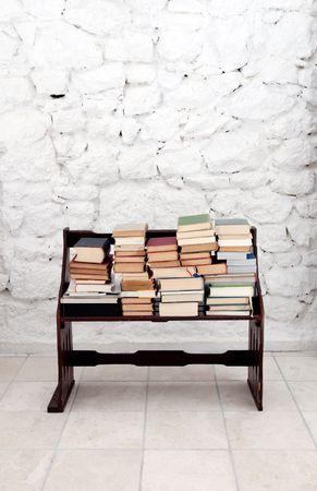 Books Stock Photo - 7421021