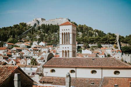 City of Hvar in Croatia