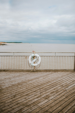 Southwold Pier detail. Redgereedschappen.