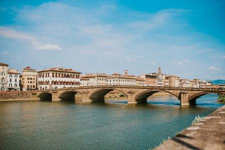 Beautif stad Florence, Italië