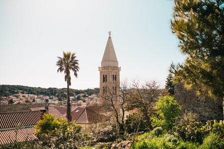 Church in Mali Losinj, Croatia
