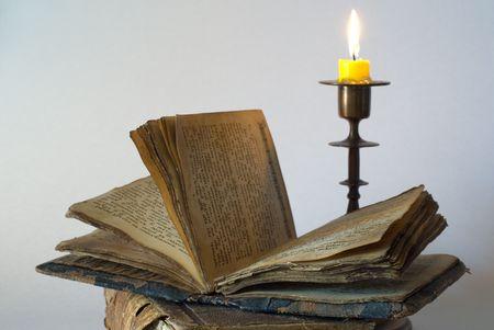 reliquiae libros religiosos Foto de archivo - 3376100