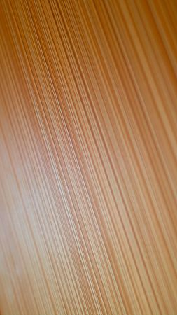 nonuniform: The striped texture stylized under the wooden structure. Shallow DOF