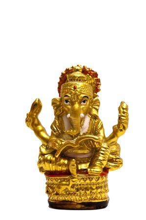 indian god: the Indian god Stock Photo