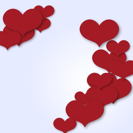 Bright Valentine s day background, card bacground