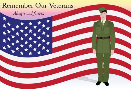 Remember Our Veterans Stok Fotoğraf - 39790119