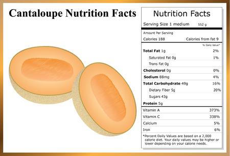 Cantaloupe Nutrition Facts
