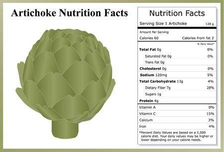artichoke: Artichoke Nutrition Facts