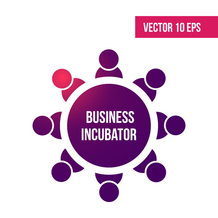 Business incubator icon. Business incubator symbol design from Entrepreneurship collection. Can be used for web and mobile.
