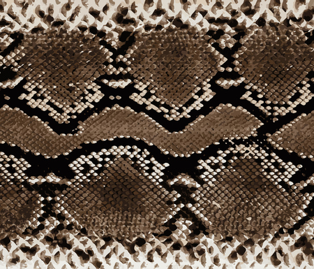 Snakeskin background texture. Stylish print. Trendy abstract background. Texture snake. Иллюстрация