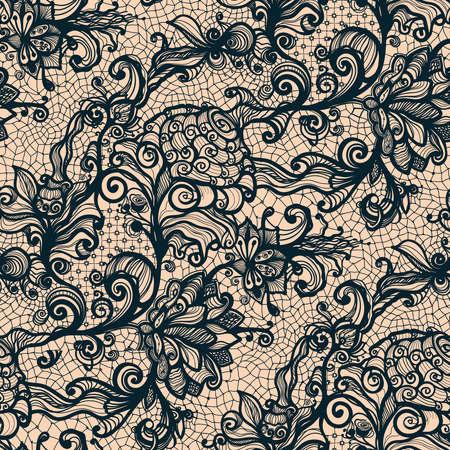 unendlich: Abstrakte nahtlose Lochmuster mit Blumen. Stufenlos Tapeten, Dekoration f�r Ihr Design, Dessous und Schmuck. Ihre Einladungskarten, Tapeten und vieles mehr.