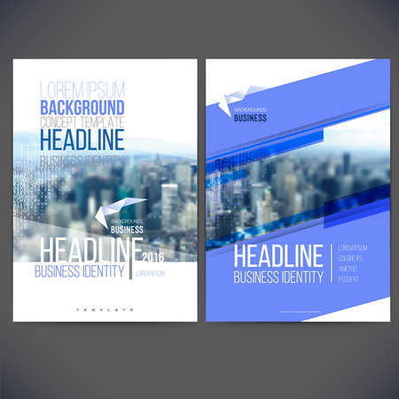 template design annual report 2016, brochure, web sites, page, leaflet cover presentation, abstract design, layout with colorful picture,  and text separately for you.