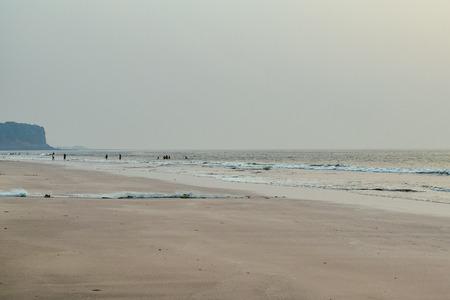 konkan: Kashid Beach Sunset