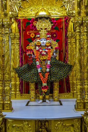gujarat: Swami Narayan Temple, Bhuj, Gujarat