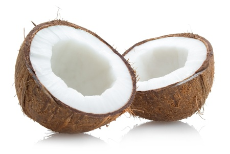 with coconut: coconut