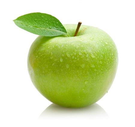 manzana agua: manzana Foto de archivo