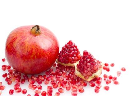 pomegranate Standard-Bild