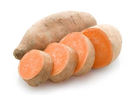 sweet potato: sweet potato Stock Photo