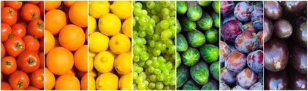 antioxidant: fruit rainbow