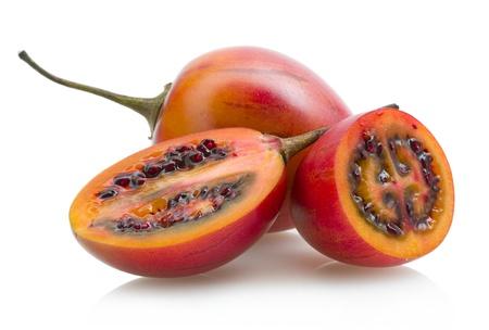tomate de arbol: tomate de árbol