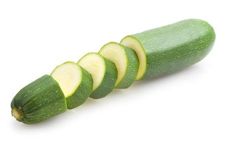 marrow: zucchini marrow Stock Photo