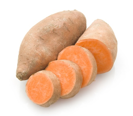 Süßkartoffel Standard-Bild - 12030318