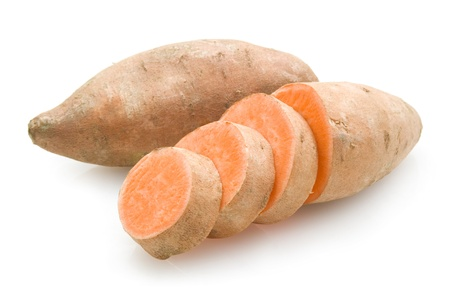 Süßkartoffel Standard-Bild - 12030365