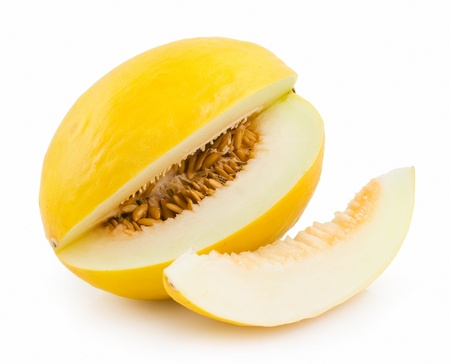 honeydew melon Standard-Bild