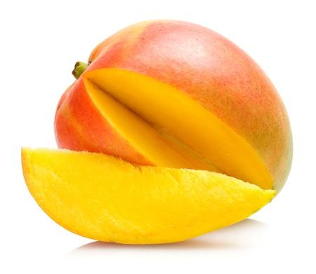 熟した: マンゴー