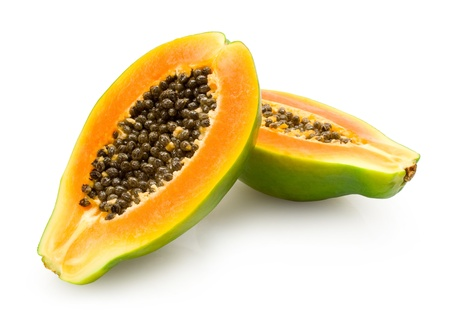 Papaya Standard-Bild - 12030360