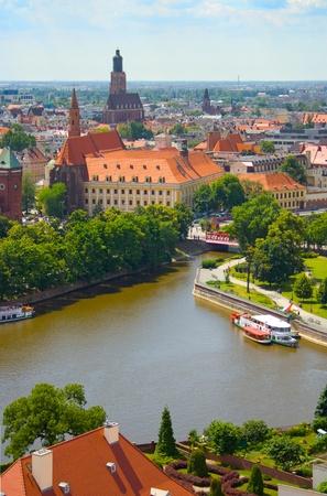 wroclaw: wroclaw Stock Photo
