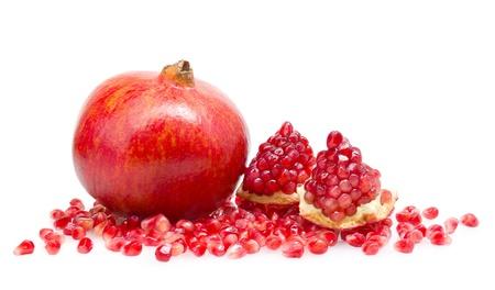 pomegranate 免版税图像