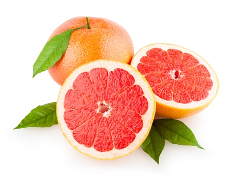 Reife Grapefruits Standard-Bild - 12232807