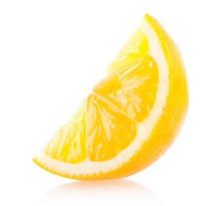 slices of lemon: lemon slice