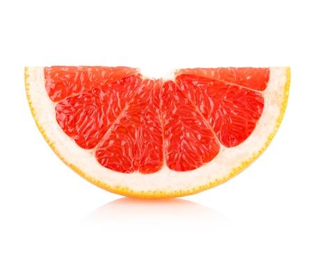 Grapefruit-Scheibe Standard-Bild - 12670868