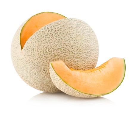 cantaloupe melon Archivio Fotografico
