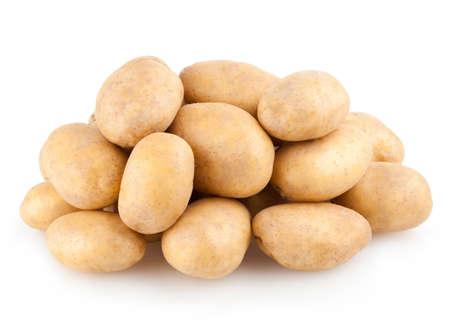 spud: potatoes Stock Photo