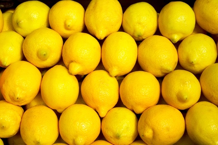 limon: antecedentes de limón Foto de archivo