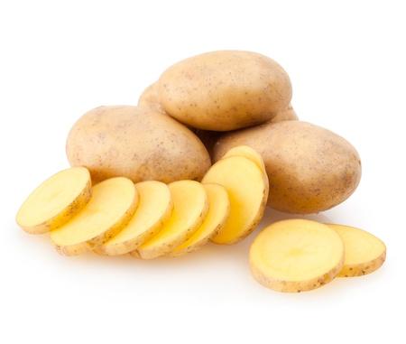 spud: fresh potatoes
