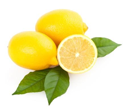 fresh lemon photo