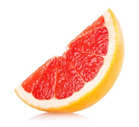 grapefruit slice Archivio Fotografico