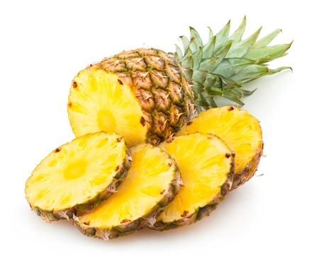 Ananas-Scheiben mit Standard-Bild - 13013989