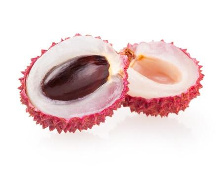 litschi: lychees